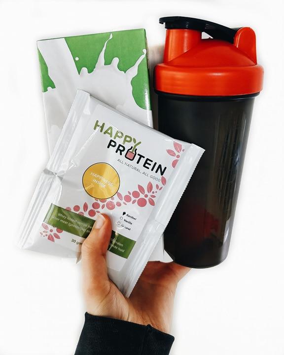 happy protein