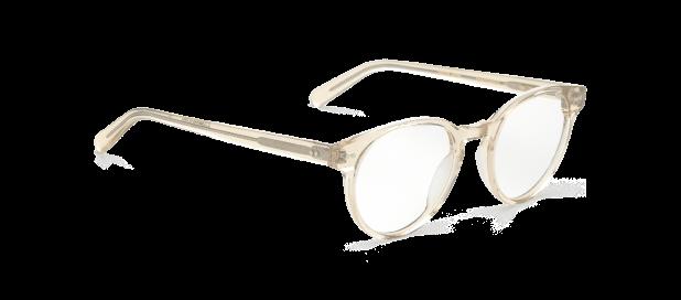 transparante bril